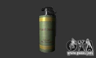 [Point Blank] WP Smoke para GTA San Andreas