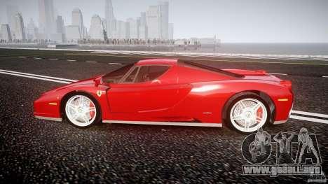 Ferrari Enzo para GTA 4 left
