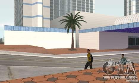 Project Oblivion Palm para GTA San Andreas segunda pantalla