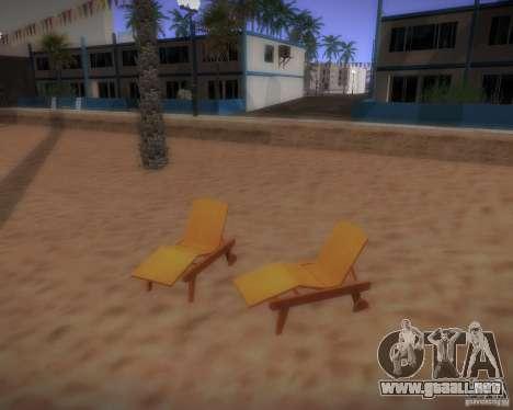 Nuevos patrones de ocio para GTA San Andreas tercera pantalla