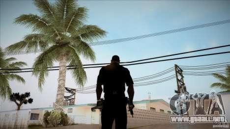 Behind Space Of Realities 2012 Palm Part v1.0.0 para GTA San Andreas tercera pantalla