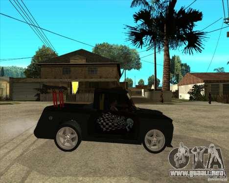 VAZ 2104 volk para la visión correcta GTA San Andreas
