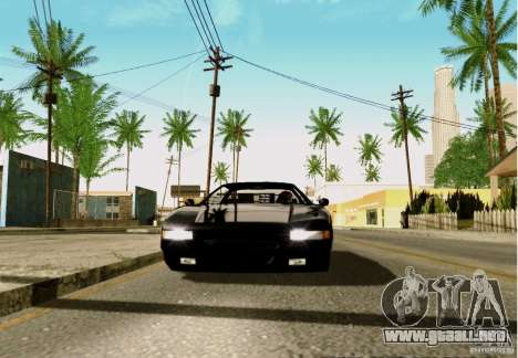 ENBSeries FS by FLaGeR v 1.0 para GTA San Andreas