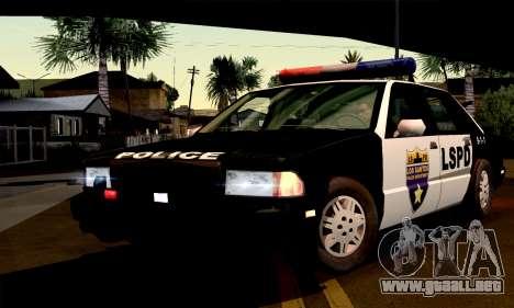 New Police LS para la visión correcta GTA San Andreas