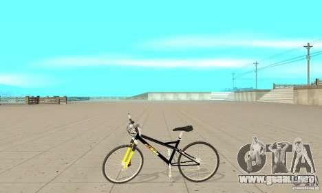 KTM Bike beta para GTA San Andreas left