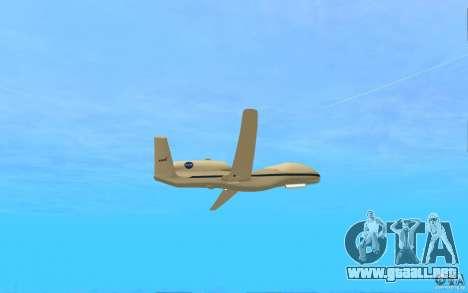 Grumman RQ-4 para la visión correcta GTA San Andreas
