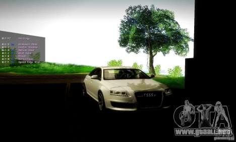 UltraThingRcm v 1.0 para GTA San Andreas twelth pantalla