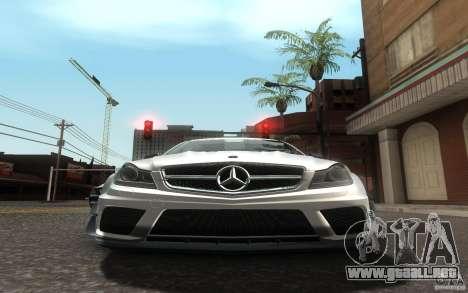 ENB Series by muSHa v1.0 para GTA San Andreas segunda pantalla