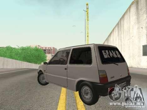 Proteína de Oka VAZ 1111 para GTA San Andreas left