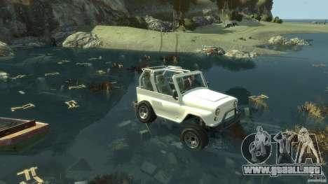 4x4 Trail The Reef para GTA 4 segundos de pantalla