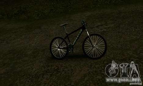 Bicicleta con Monster Energy para GTA San Andreas