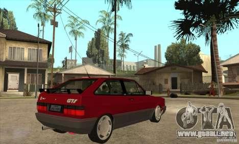 Volkswagen Gol GTS 1994 para la visión correcta GTA San Andreas