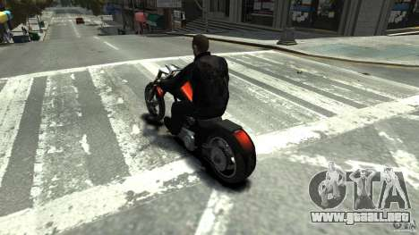 Metal Clothes FULL Pack v1 para GTA 4 adelante de pantalla