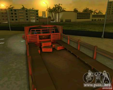 M352A para GTA Vice City vista lateral