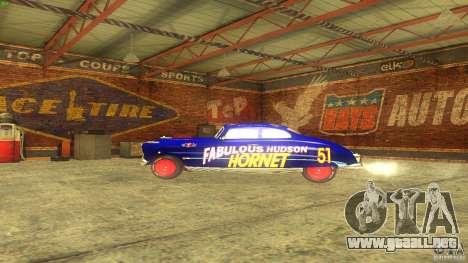 Hornet 51 para visión interna GTA San Andreas