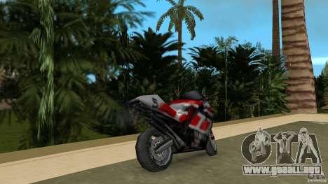 Yamaha YZR 500 para GTA Vice City vista lateral izquierdo