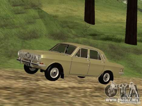 GAZ 24-01 para GTA San Andreas