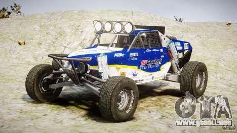 Jimco Buggy para GTA 4 vista hacia atrás