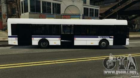 Solaris Urbino 12 MTA para GTA 4 left