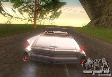 Cadillac Series 62 1960 para la visión correcta GTA San Andreas