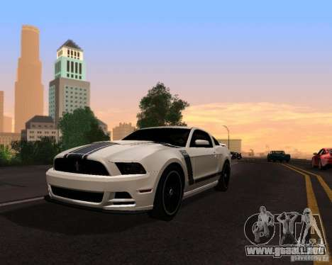Real World ENBSeries v4.0 para GTA San Andreas
