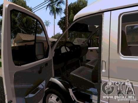 Gacela 32213 1994 para visión interna GTA San Andreas