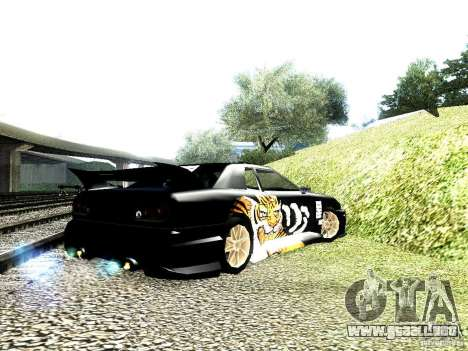 Vinilo gran Lou de Most Wanted para GTA San Andreas left
