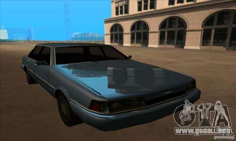 ENBSeries 0.075 para GTA San Andreas sexta pantalla