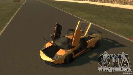 Lamborghini Murcielago VS LP 670 FINAL para GTA 4 vista interior