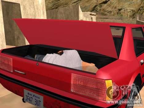 Renovación de la aldea Al-Kebrados v1.0 para GTA San Andreas novena de pantalla