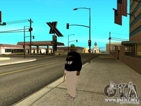 Nueva ranura gruesa para GTA San Andreas tercera pantalla
