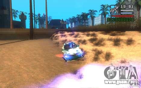 ENBSeries by Gasilovo v2 para GTA San Andreas quinta pantalla