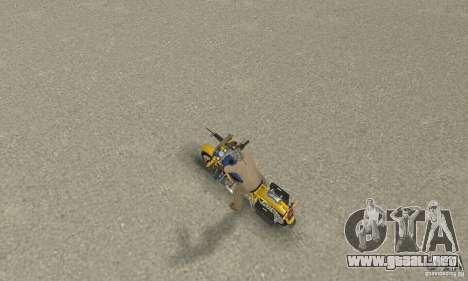 ESTADO Ural para la visión correcta GTA San Andreas