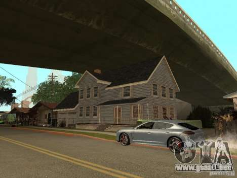 Casa de la Mafia para GTA San Andreas segunda pantalla