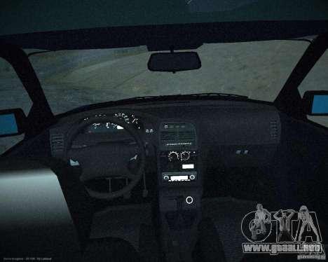 VAZ-21103 para la visión correcta GTA San Andreas