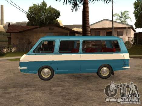 RAPH 2912 para GTA San Andreas left