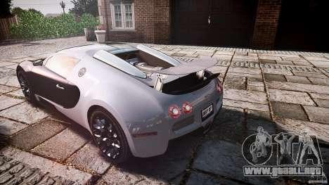 Bugatti Veyron Grand Sport [EPM] 2009 para GTA motor 4