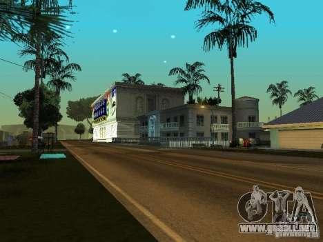 Grand Street para GTA San Andreas séptima pantalla