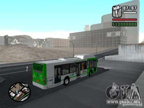 H Hibrido TUTTO 15M UPB C2 EX DR para la visión correcta GTA San Andreas