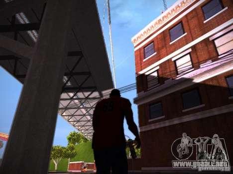 ENBSeries V4 para GTA San Andreas décimo de pantalla