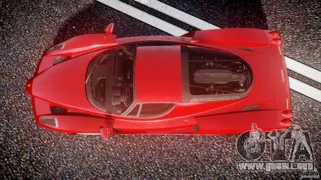 Ferrari Enzo para GTA 4 visión correcta