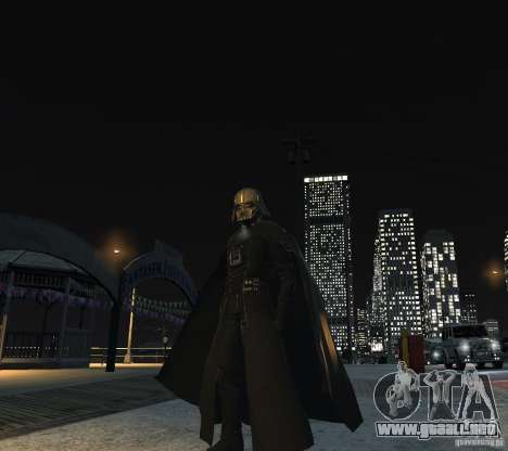 Dart Vader para GTA 4