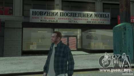 New Russian Shop para GTA 4