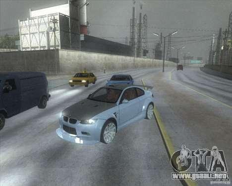MOD de Jyrki para GTA San Andreas décimo de pantalla