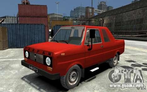 FSR Tarpan 237D para GTA 4
