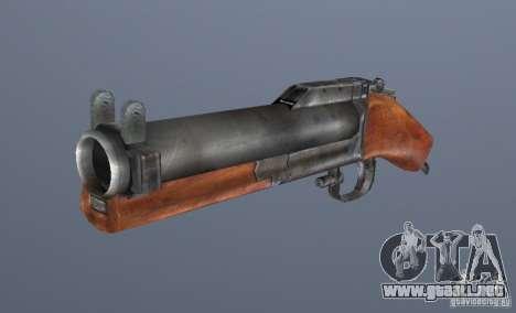 Grims weapon pack2 para GTA San Andreas novena de pantalla