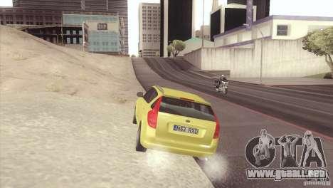 Kia Ceed para GTA San Andreas left