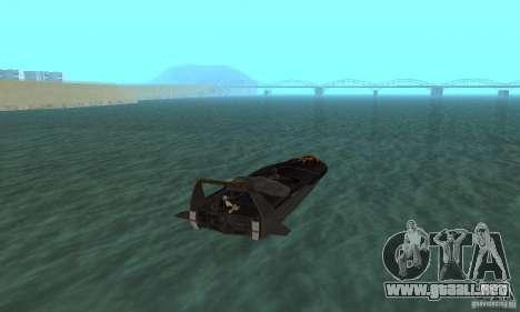 Human Viper para GTA San Andreas left