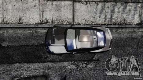 Chevrolet Camaro ZL1 para GTA 4 visión correcta
