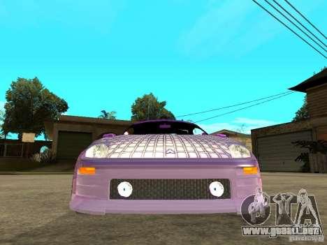 Mitsubishi Spider para la visión correcta GTA San Andreas